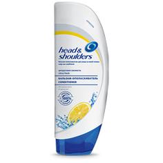 HEAD & SHOULDERS Бальзам-ополаскиватель Цитрусовая свежесть для жирных волос 180 мл