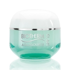 BIOTHERM Сверхлегкий увлажняющий крем для кожи лица с SPF15 Aquasource 50 мл