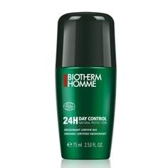 BIOTHERM Роликовый дезодорант для чувствительной кожи для мужчин Day Control Ecocert 75 мл