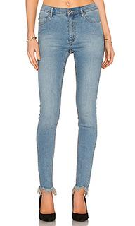 Узкие джинсы second skin - Cheap Monday