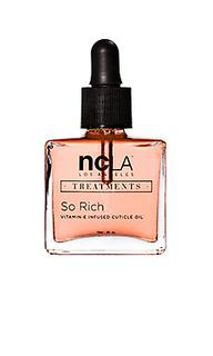 Масло для смягчения кутикул so rich - NCLA