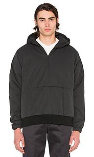 Insulated hoodie - Maiden Noir