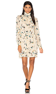 Marietta georgette dress - Ganni