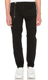 Curved leg track pant chino - Helmut Lang
