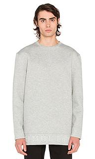 Box fit 3d l/s pullover - Helmut Lang