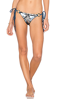 Sirens song tie side skimpy bikini bottom - Beach Bunny