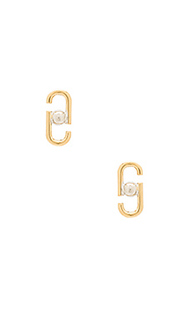 Icon stud earrings - Marc Jacobs