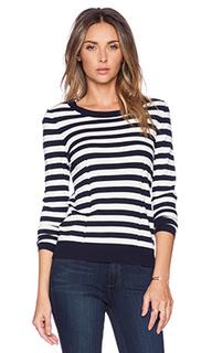 Свитер zip back pullover - MILLY