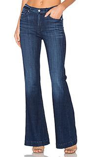 Укороченные джинсы ginger - 7 For All Mankind