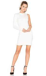 Stretch one sleeve dress - twenty