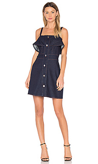 Denim mini dress - See By Chloe