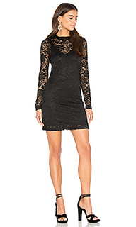 Mock neck mini dress - BCBGeneration