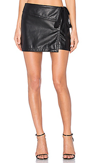 Side tie mini skirt - No. 21