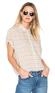 The roll sleeve big shirt - The Great