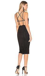 Joan strap back dress - Obey