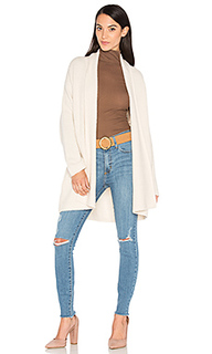 Textured shawl cardigan - Vince