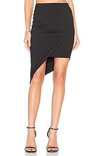 Асимметричная юбка - Donna Mizani