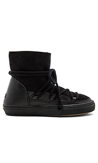 Sneakers classic wedge boot with lambskin - INUIKII