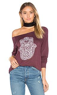 Пуловер henna hamsa - Spiritual Gangster
