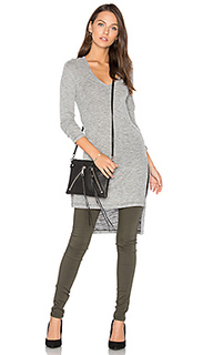 Long sleeve hi-lo tunic - Splendid
