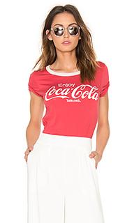 Футболка coca cola - Junk Food