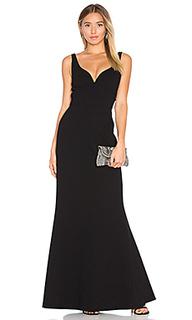 Вечернее платье без рукавов - JILL JILL STUART
