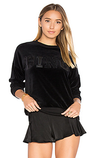 Bing velvet sweater - ANINE BING