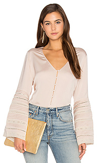 Luxe bell sleeve top - AUGUSTE