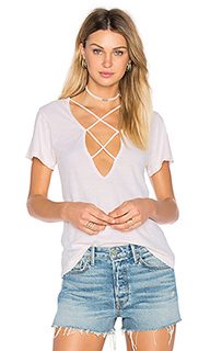 Twice crossed tee - LNA