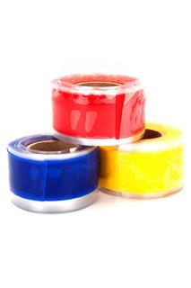 Изолента силиконовая 3 шт. BRADEX