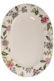 Блюдо овальное 34х21 см Royal Porcelain Co