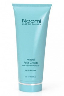 Крем для ног, 100 мл Naomi