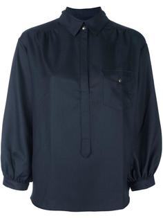 блузка 'Henley' Maison Kitsuné