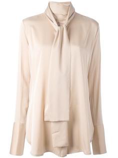 блузка с бантом Ellery