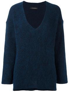 свитер с V-образным вырезом By Malene Birger