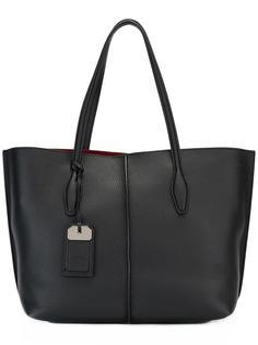 сумка-тоут с панельным дизайном Tod's