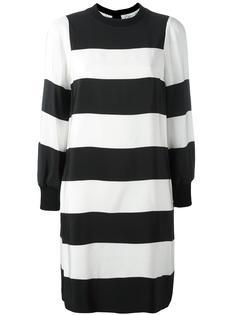 платье дизайна колор-блок Marc Jacobs