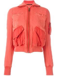 куртка с накладными карманами Haider Ackermann