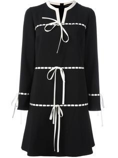 платье с бантами Rossella Jardini