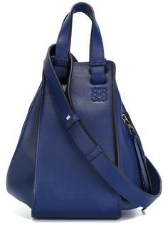 маленькая трапециевидная сумка Loewe