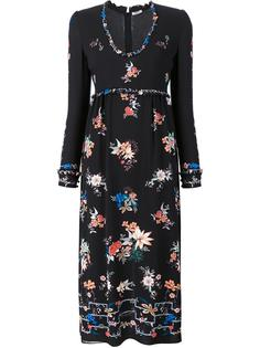 floral printed maxi dress Vilshenko