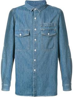 классическая джинсовая рубашка Stampd