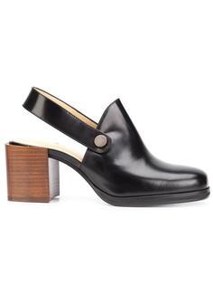 туфли с ремешком на пятке Lemaire