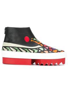 ботинки на платформе Givenchy