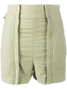 шорты с завышенной талией Chloé