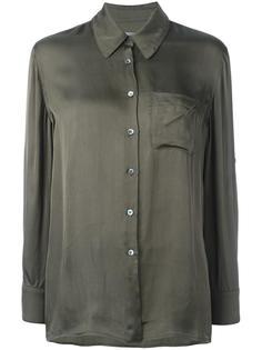 рубашка с нагрудным карманом Raquel Allegra