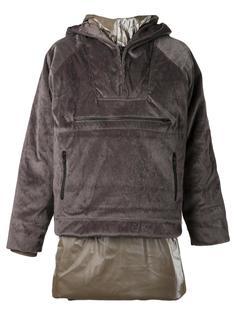 двойная куртка с капюшоном KTZ