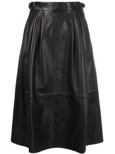 юбка А-образного силуэта Derek Lam