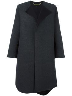 однобортное пальто System