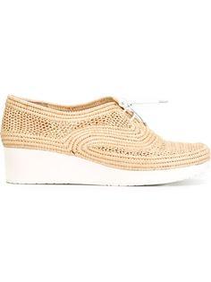 туфли на шнуровке 'Vicole'  Robert Clergerie